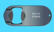 Bottle Opener - Vector Art
