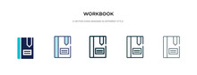 Workbook Icon In Different Sty...