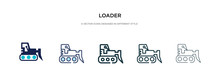Loader Icon In Different Style...
