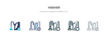Hoover Icon In Different Style...