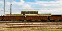 Der Bahnhof Von Prijedor In Bosnien Und Herzegowina