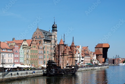 Historic Old Town of Gdansk