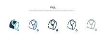 Fill Icon In Different Style V...