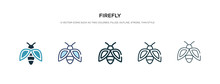 Firefly Icon In Different Styl...