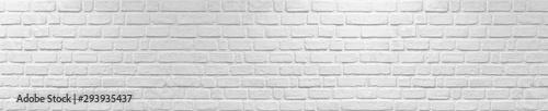 White cement plaster walls made of bricks look old and vintage background texture Tapéta, Fotótapéta