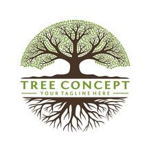 Vector Logo For The Environment