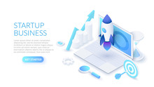 Startup Business Design Concep...