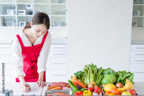 Photo 女性栄養士