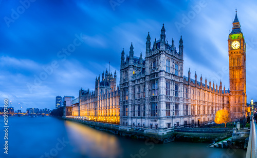 Londres Canvas Print