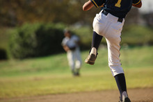 少年野球 投手