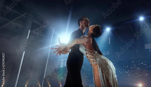 Ballroom dancing. - 293982827