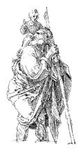 St. Christopher, 7th Century, ...