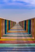 Rainbow Bridge At Kalong Villa...