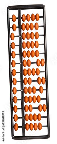 abacus for mental mathematics. Soroban abacus - 294048275