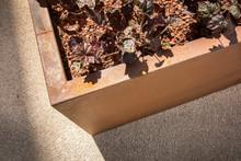 Corten Planter
