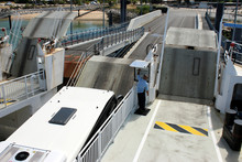 Ferry De La Gironde