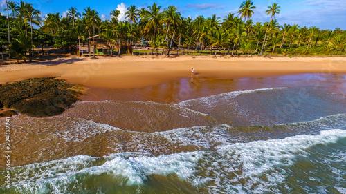 Valokuva  Praia dos Três Coqueiros