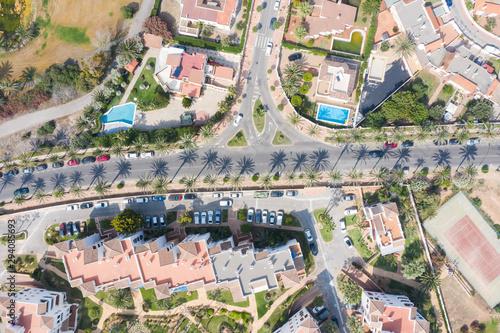 Fototapeta  Almería  desde el cielo con Dron Andalucía