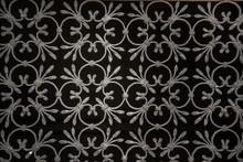 Ornate Wrought-iron Elements O...