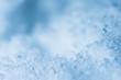macro on ice texture background