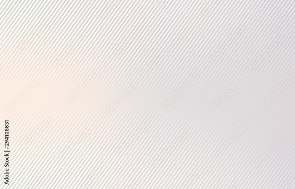 Fototapety, obrazy: Delicate fine lines pastel blur background. Soft subtle texture. Elegant matte material abstraction.