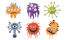Set Of Multicolored Germs With...