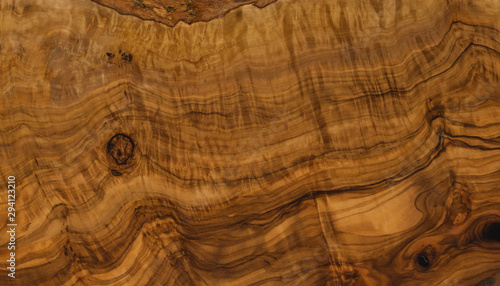 texture of olive wood closeup Fototapet