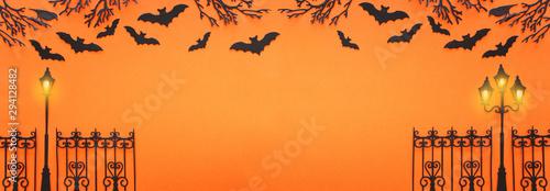 Fototapeta  holidays Halloween concept