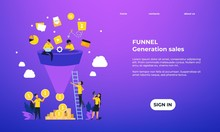 Leads Generation Landing Page....