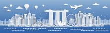 Paper Cut Singapore. Famous La...