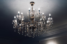 Luxurious Vintage Chandelier I...