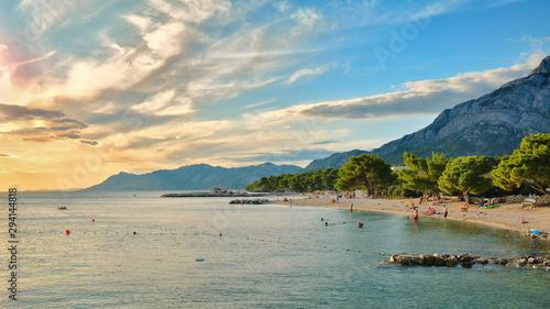 Adriatic Sea - Promajna, Croatia