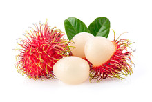 Rambutan Sweet Delicious Fruit...