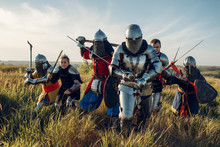 Medieval Knights Fight, Great Tournament