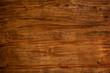 canvas print picture - Dark textured wood background