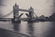 London Tower Bridge Opened  In 1894