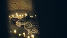 Sorrow Scene Of A Corpse Bride...