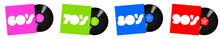 33 Rpm Vinyl From Sixties To Nineties