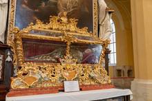 Reliquary With The Relics Of S...