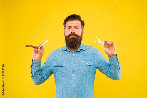 Fényképezés  Beard and mustache