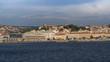 Trieste an der Adria / Italien / Europa: Hafen