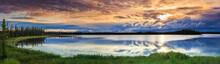 Alaskan Summer - Serene View O...