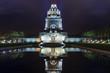 Leipzig bei Nacht - Völkerschlachtdenkmal Panorama XXL