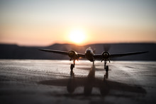World War Ii Fighter Plane At ...