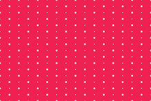 Seamless Dotted Pattern. Bright Geometric Wallpaper Of The Surface. Print For Polygraphy, Banners, Shirts And Textiles. Image For Interior Design And Fabric