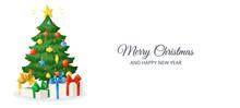 Merry Christmas Card. Cartoon ...