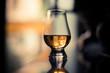 Leinwanddruck Bild - Glencairn whisky glass