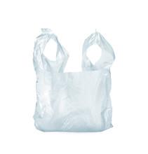 Transparent Plastic Bag Isolat...