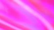 canvas print picture - Hot Pink color gradient. Abstract blurred background. Creases on the silk