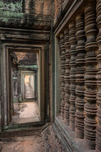 A Wonder With A Few Visitors, Banteay Samre, Siem Reap Province, Cambodia